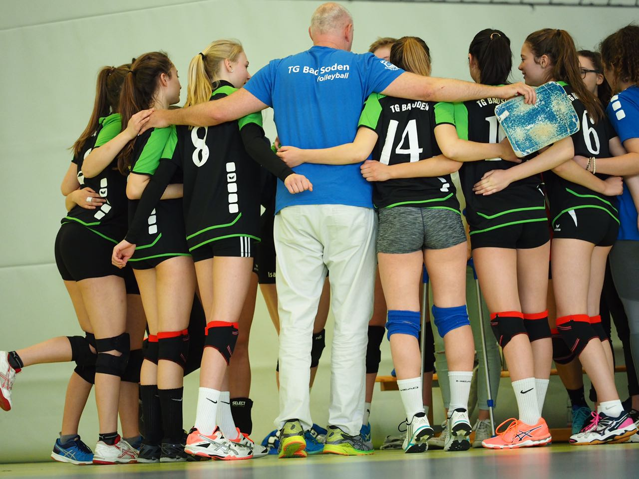 volleyball damen 2 bundesliga
